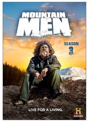 Mountain Men - Season 3 (4 DVDs)