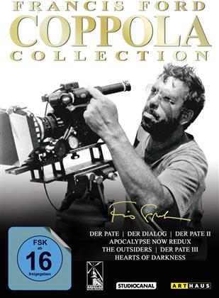 Francis Ford Coppola Collection - Collection (Arthaus, 7 DVDs)