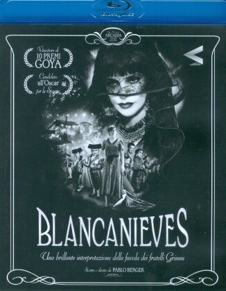 Blancanieves (2012) (n/b)