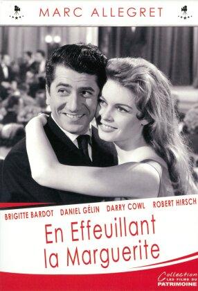 En effeuillant la marguerite (1956) (Collection les films du patrimoine, s/w)