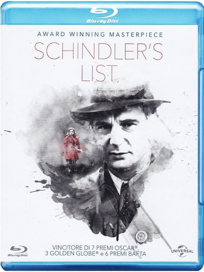 Schindler's List (1993) (Award Winning Masterpiece, n/b)
