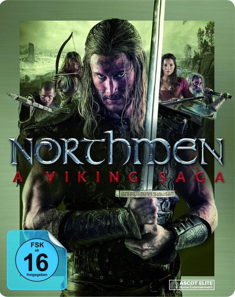 Northmen - A Viking Saga (2014) (Steelbook, 2 Blu-rays)