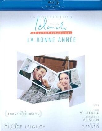 La bonne année (1973) (La Collection Claude Lelouch, Remastered)