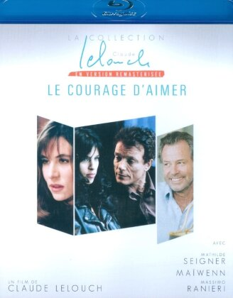 Le courage d'aimer (2005) (Collection Claude Lelouch, Versione Rimasterizzata)