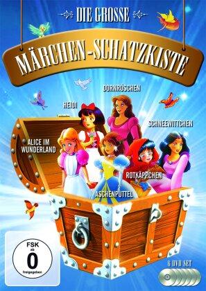 Die grosse Märchen Schatzkiste (6 DVDs)