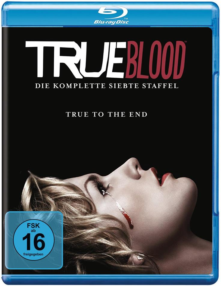 True Blood - Staffel 7 - Die finale Staffel (4 Blu-rays)