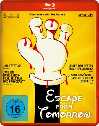 Escape from Tomorrow (2013) (s/w)