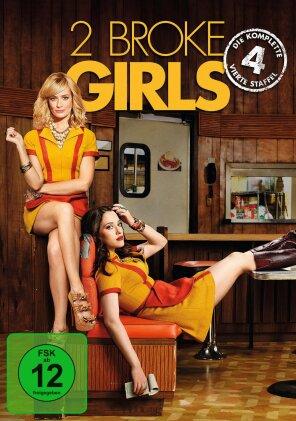 2 Broke Girls - Staffel 4 (3 DVDs)