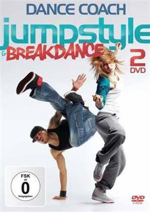 Dance Coach - Jumpstyle & Breakdance (2 DVDs)