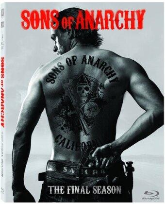 Sons Of Anarchy - Season 7 (Widescreen, 4 Blu-rays)