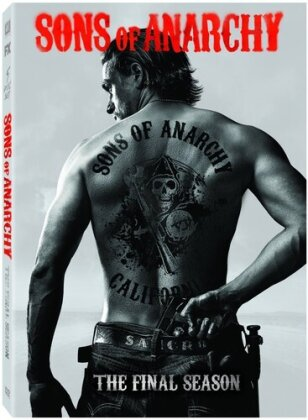 Sons of Anarchy - Season 7 - The Final Season (5 DVDs)