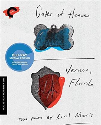 Gates of Heaven (1978) / Vernon, Florida (1981) (Criterion Collection)