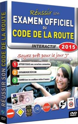 Réussir son examen officiel du code de la route 2015