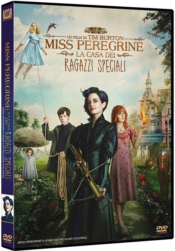 Miss Peregrine - La casa dei ragazzi speciali (2016)