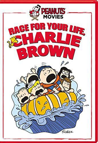 Peanuts - Race for Your Life, Charlie Brown