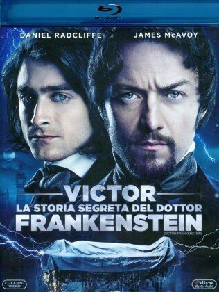 Victor - La storia segreta del dottor Frankenstein (2015)