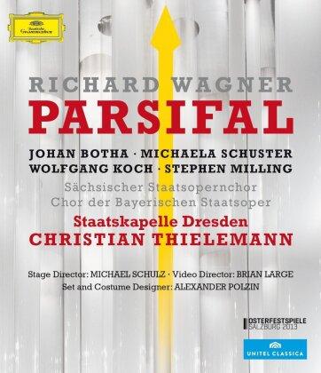 Sächsische Staatskapelle Dresden, Christian Thielemann, … - Wagner - Parsifal (Deutsche Grammophon, Unitel Classica)