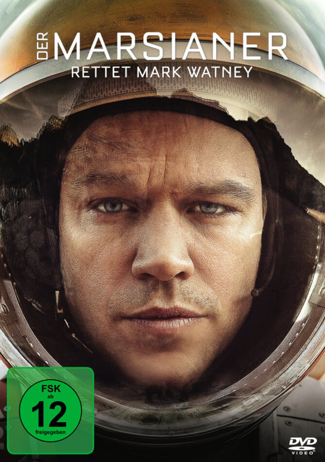 Der Marsianer - Rettet Mark Watney (2015)