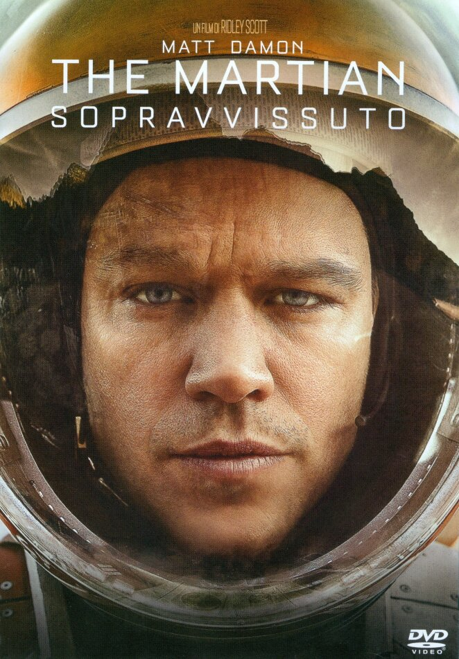 The Martian - Sopravvissuto (2015)