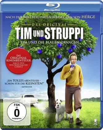 Tim und Struppi - Tim und die blauen Orangen (1964) (Nouvelle Edition)