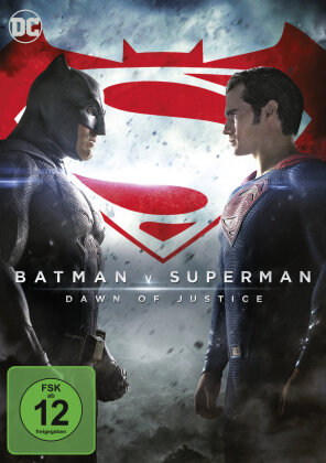 Batman v Superman - Dawn of Justice (2016) (Kinoversion)