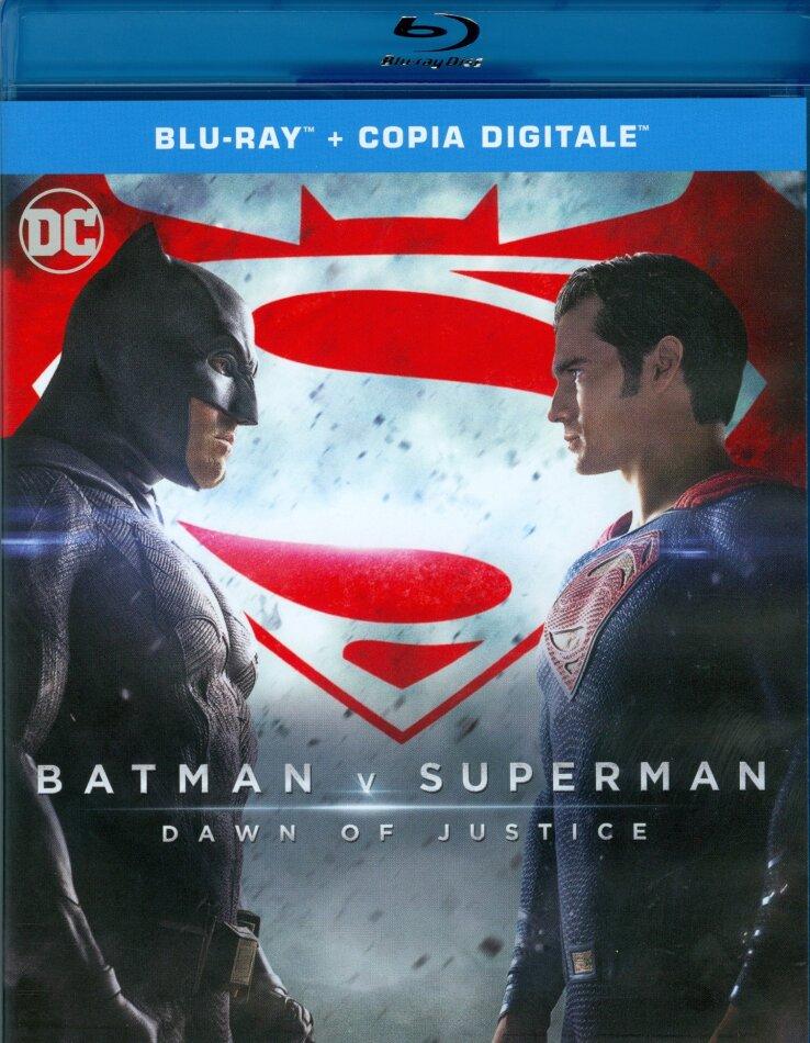 Batman v Superman - Dawn of Justice (2016) (Versione Cinema)