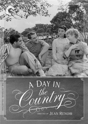 A Day in the Country - Partie de campagne (Criterion Collection, 2 DVDs)