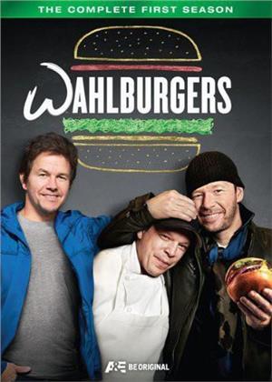 Wahlburgers - Season 1 (2 DVDs)