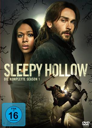 Sleepy Hollow - Staffel 1 (4 DVDs)
