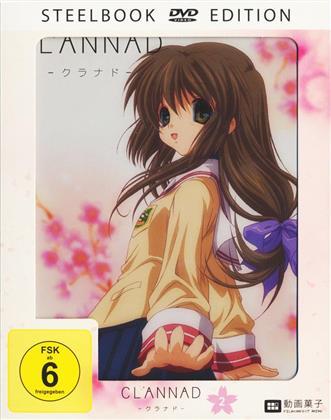 Clannad - Staffel 1.2 (Limited Edition, Steelbook, 2 DVDs)