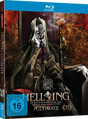 Hellsing - Ultimate OVA 2 (Digibook)