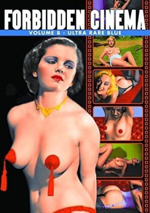Forbidden Cinema - Vol. 8: Ultra Rare Blue (s/w)