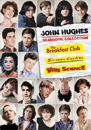 The Breakfast Club / Sixteen Candles / Weird Science - John Hughes Yearbook Collection (3 DVDs)