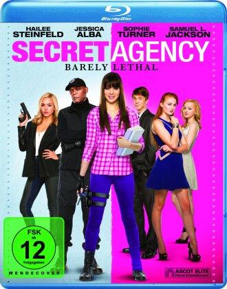 Secret Agency - Barely Lethal (2015)
