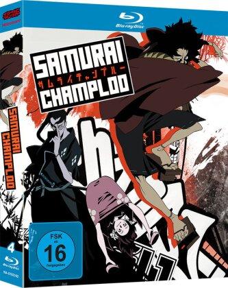 Samurai Champloo (4 Blu-rays)