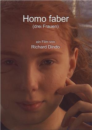 Homo Faber - Drei Frauen / Trois femmes (2014) (Wendecover)