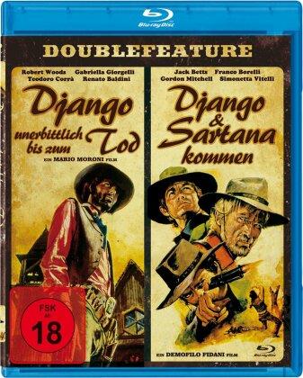 Django Doublefeature 1 - Django unerbittlich bis zum Tod / Django und Sartana kommen