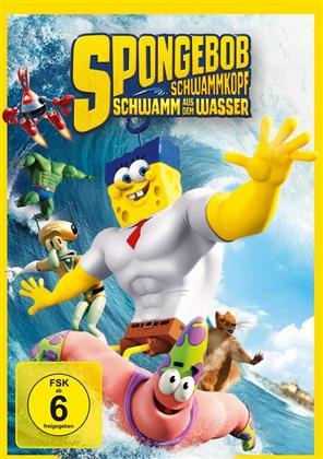 SpongeBob Schwammkopf - Schwamm aus dem Wasser (2015)