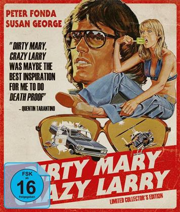 Dirty Mary, Crazy Larry (1974) (Limited Collector's Edition)