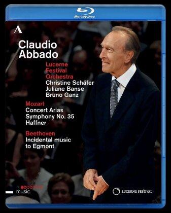 Lucerne Festival Orchestra, Claudio Abbado, … - Mozart / Beethoven (Accentus Music)