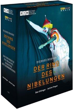 Der Ring des Nibelungen - Der Neue Mannheimer Ring (Arthaus Musik, 7 DVDs)