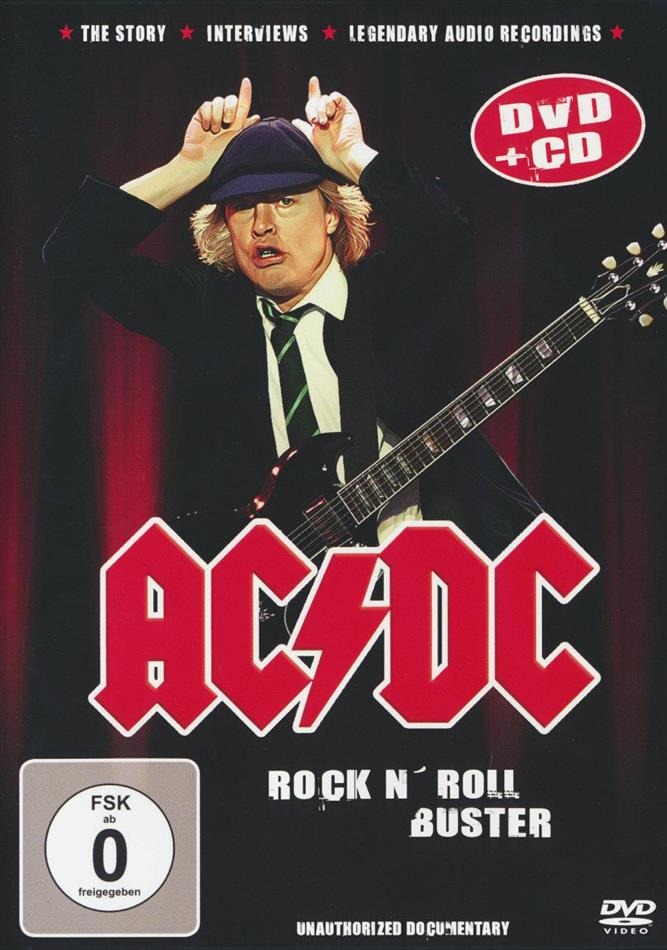 AC/DC - Rock'N'Roll Buster (Inofficial, DVD + CD)