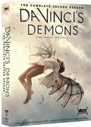 Da Vinci's Demons - Season 2 (3 DVDs)