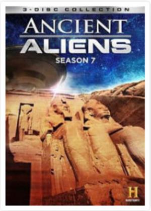 Ancient Aliens - Season 7.1 (3 DVDs)