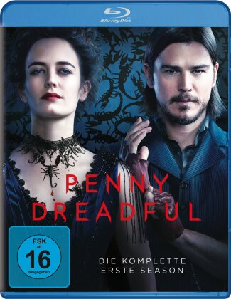 Penny Dreadful - Staffel 1 (3 Blu-rays)