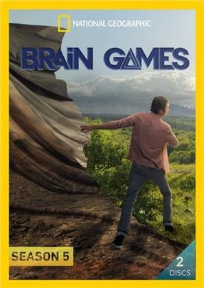 Brain Games - Season 5 (2 DVDs)