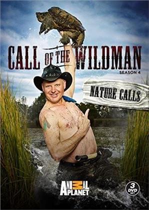 Call of the Wildman - Season 4 (3 DVDs)