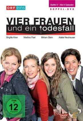 Vier Frauen und ein Todesfall - Staffel 6 (2 DVDs)