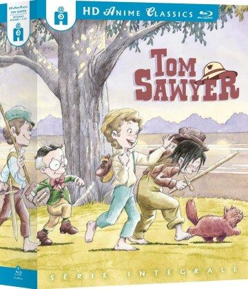 Tom Sawyer - Intégrale (HD Anime Classics, 5 Blu-ray)