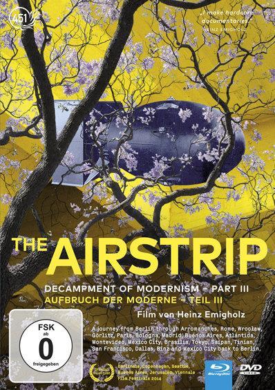 The Airstrip - Aufbruch der Moderne - Teil III (Blu-ray + DVD)